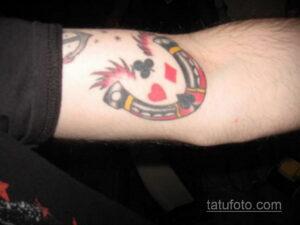 Фото рисунока тату с подковой 22.07.2021 №249 - drawing tattoo horseshoe - tatufoto.com