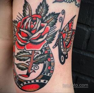 Фото рисунока тату с подковой 22.07.2021 №292 - drawing tattoo horseshoe - tatufoto.com