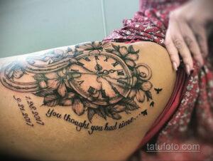 Фото рисунока тату с подковой 22.07.2021 №311 - drawing tattoo horseshoe - tatufoto.com