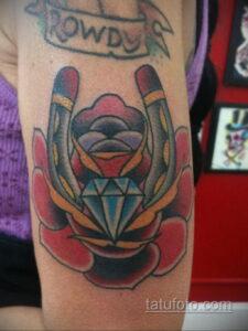 Фото рисунока тату с подковой 22.07.2021 №672 - drawing tattoo horseshoe - tatufoto.com