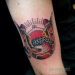 Фото рисунока тату с подковой 22.07.2021 №673 - drawing tattoo horseshoe - tatufoto.com