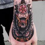 Фото рисунока тату с подковой 22.07.2021 №684 - drawing tattoo horseshoe - tatufoto.com