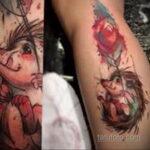 Фото тату воздушный шар 05.07.2021 №444 - balloon tattoo - tatufoto.com
