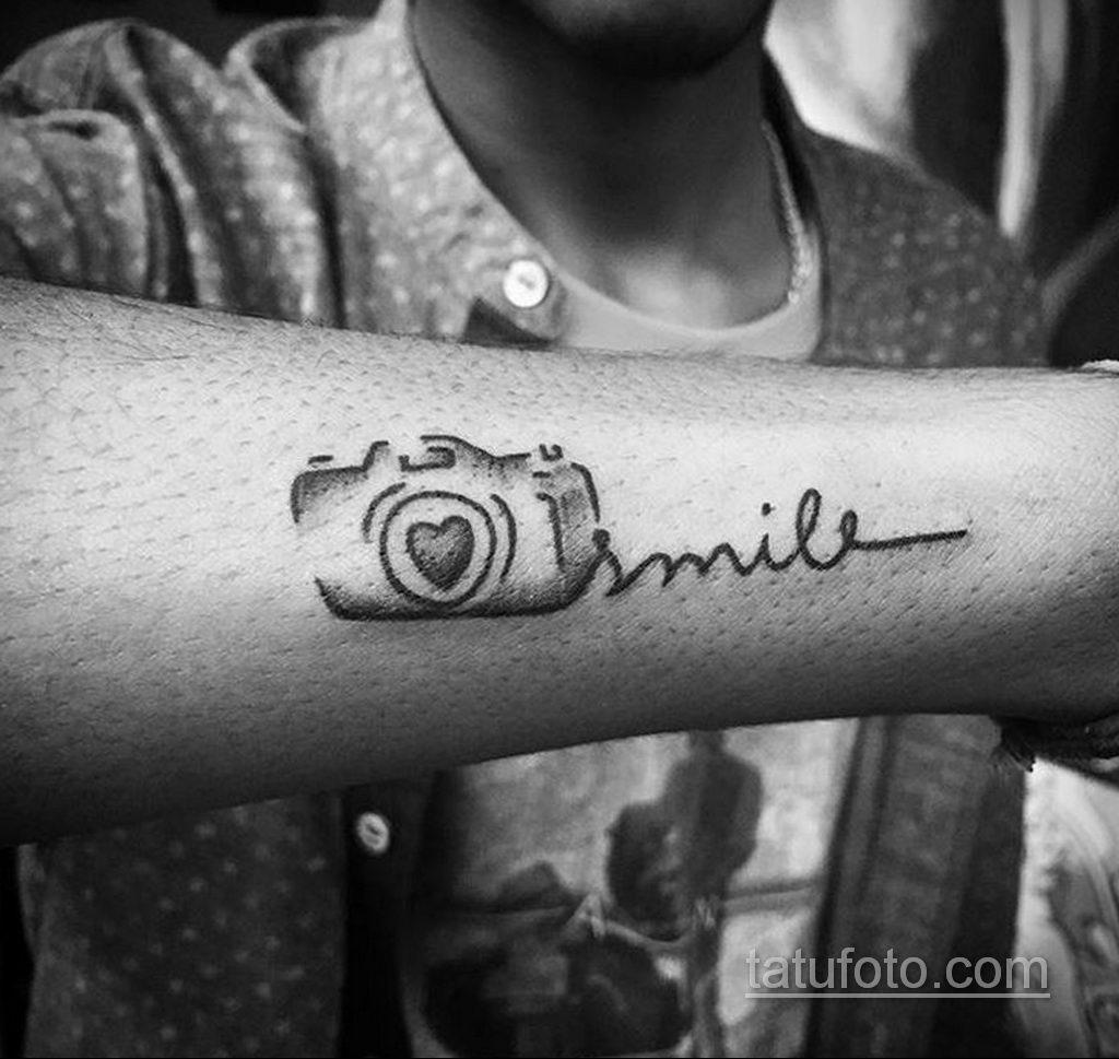 Фото тату камера 06.07.2021 №467 - tattoo camera - tatufoto.com