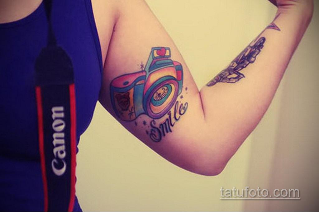 Фото тату камера 06.07.2021 №495 - tattoo camera - tatufoto.com