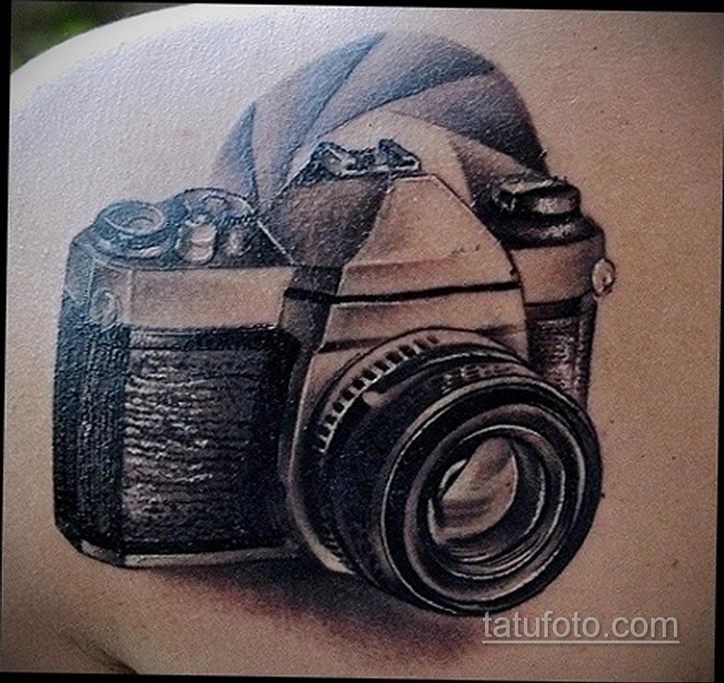Фото тату камера 06.07.2021 №498 - tattoo camera - tatufoto.com