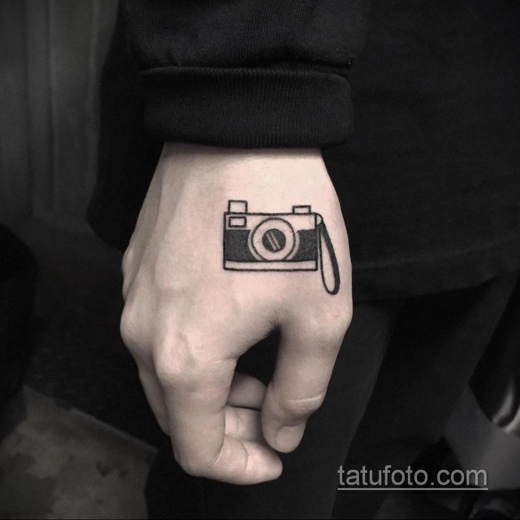 Фото тату камера 06.07.2021 №537 - tattoo camera - tatufoto.com