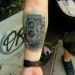 Фото тату камера 06.07.2021 №555 - tattoo camera - tatufoto.com