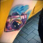 Фото тату камера 06.07.2021 №557 - tattoo camera - tatufoto.com