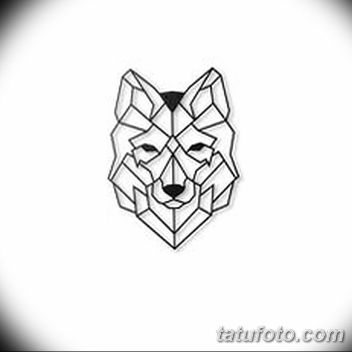 тату геометрия 03.12.2018 №083 - sketch tattoo geometry - tatufoto.com