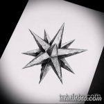 тату геометрия 03.12.2018 №437 - sketch tattoo geometry - tatufoto.com