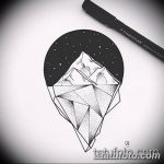 тату геометрия 03.12.2018 №452 - sketch tattoo geometry - tatufoto.com