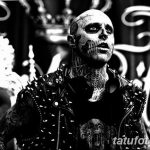 фото Zombie Boy Рик Дженест 04.12.2018 №275 - photo of Zombie Boy - tatufoto.com
